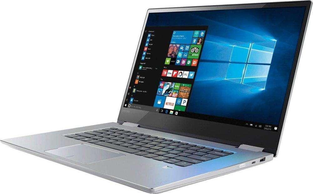 Laptop Lenovo Yoga Core 2 en 1 I7 16gb 512 gb ssdtouch 4k Nvidiahuella