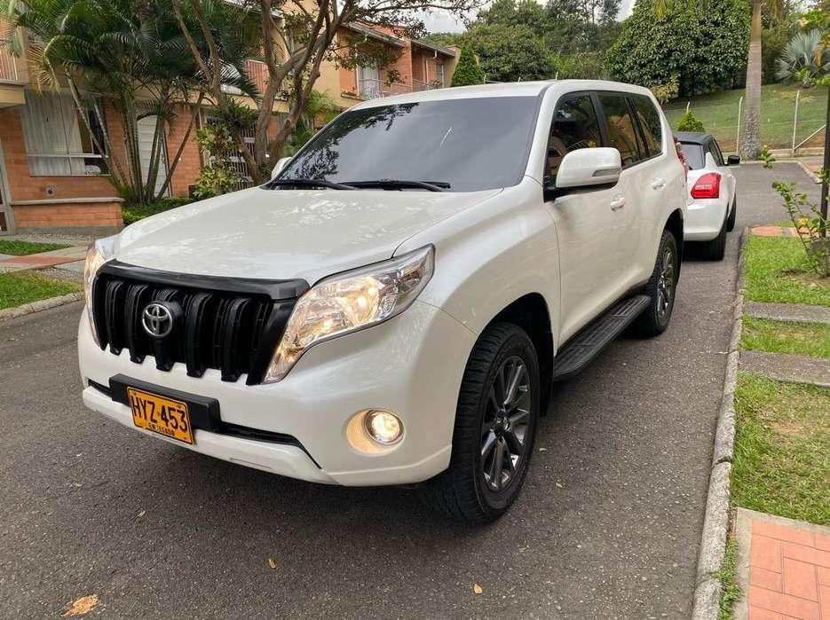 Toyota Prado 2014 - 52000 km