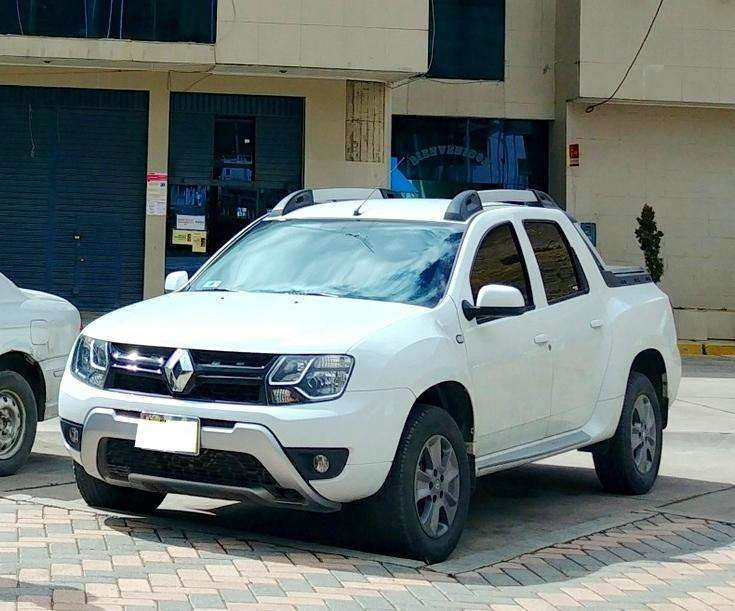 Renault Duster 2018 - 29000 km