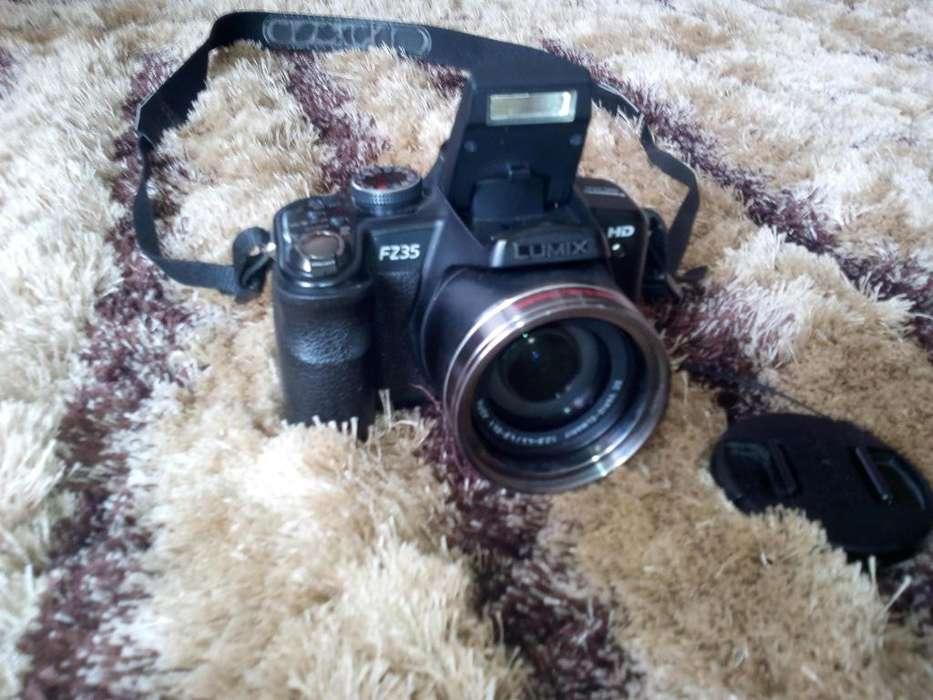 Camara lumix fz35 Panasonic