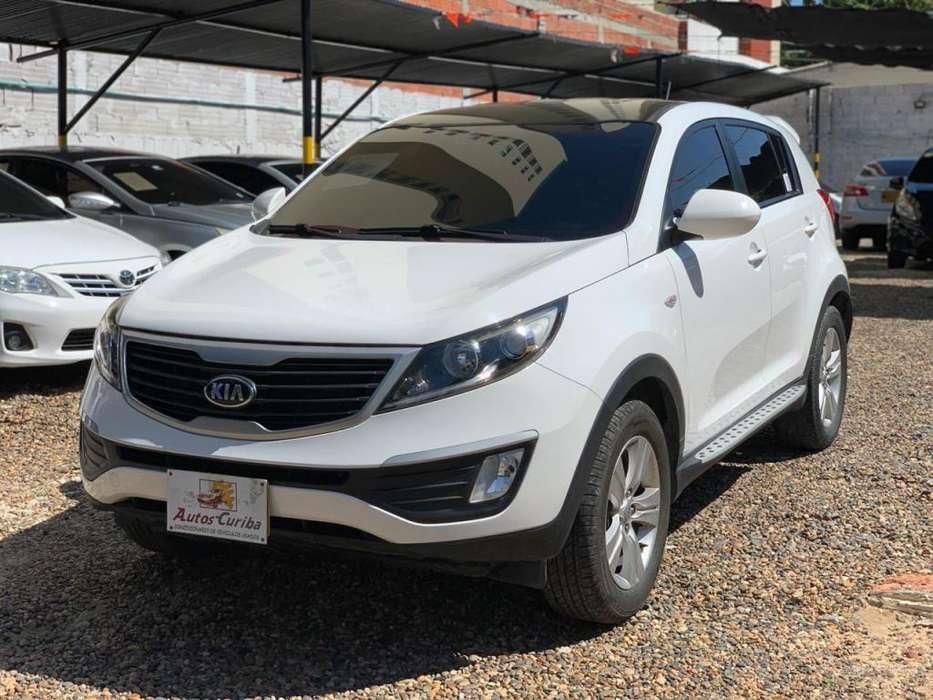 Kia New Sportage 2014 - 61000 km