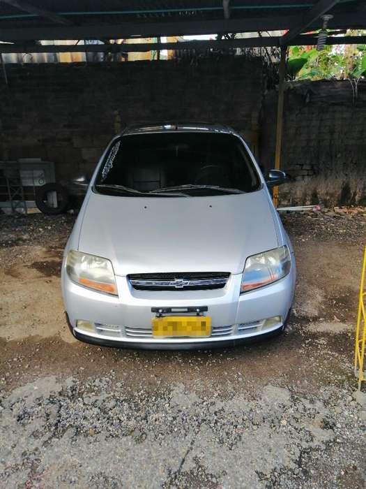 Chevrolet Aveo 2008 - 0 km