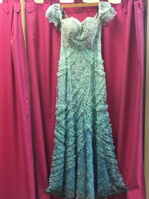 Vestido de Fiesta Veronica de La Canal
