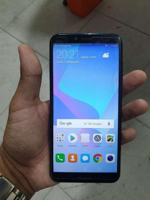 Vendo Huawei Y6 2018 Perfecto Estado
