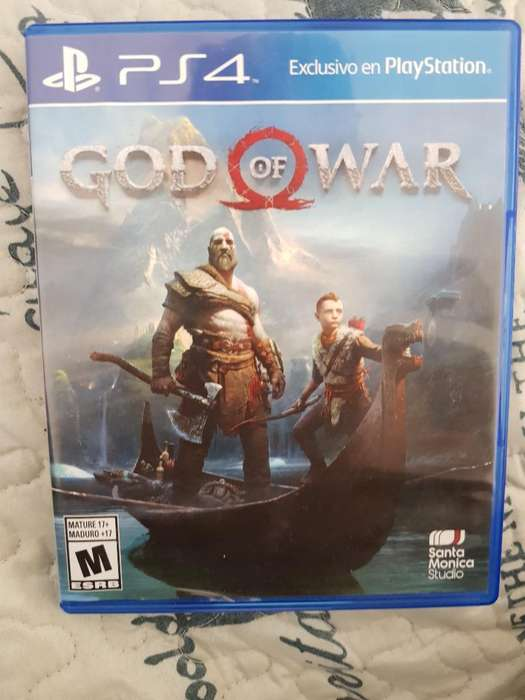 Vendo O Cambio God Of War Ultima Entrega