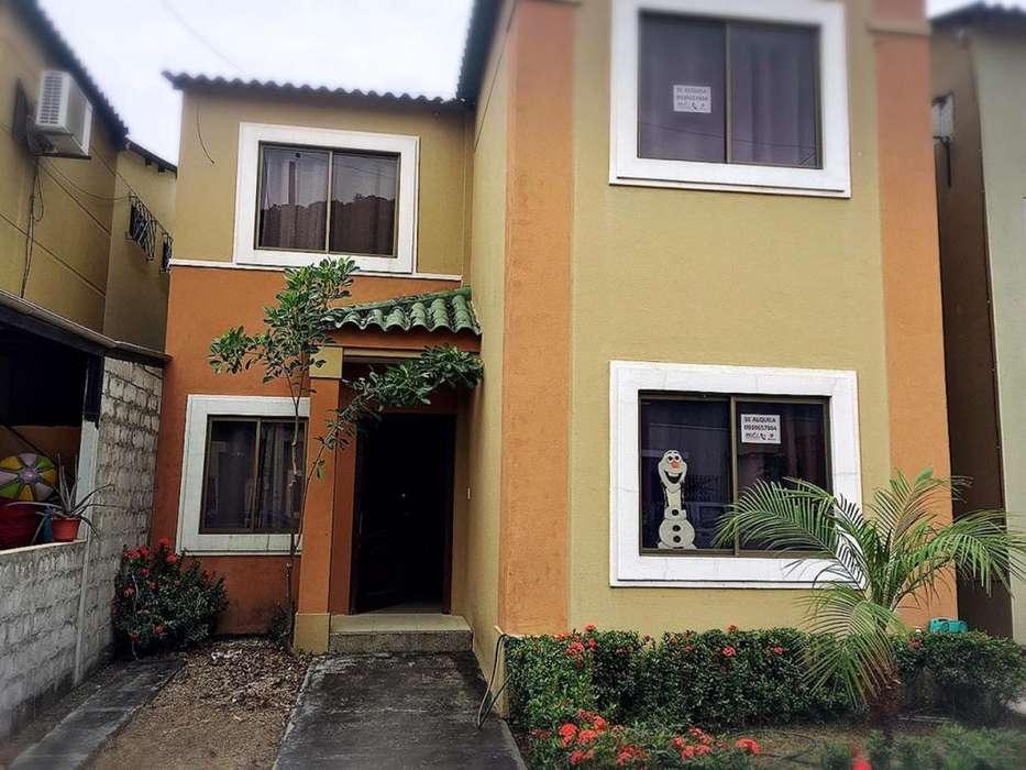 Casa en Alquiler Semi amoblada - La Joya - Cerca al Gymnasio Taurus