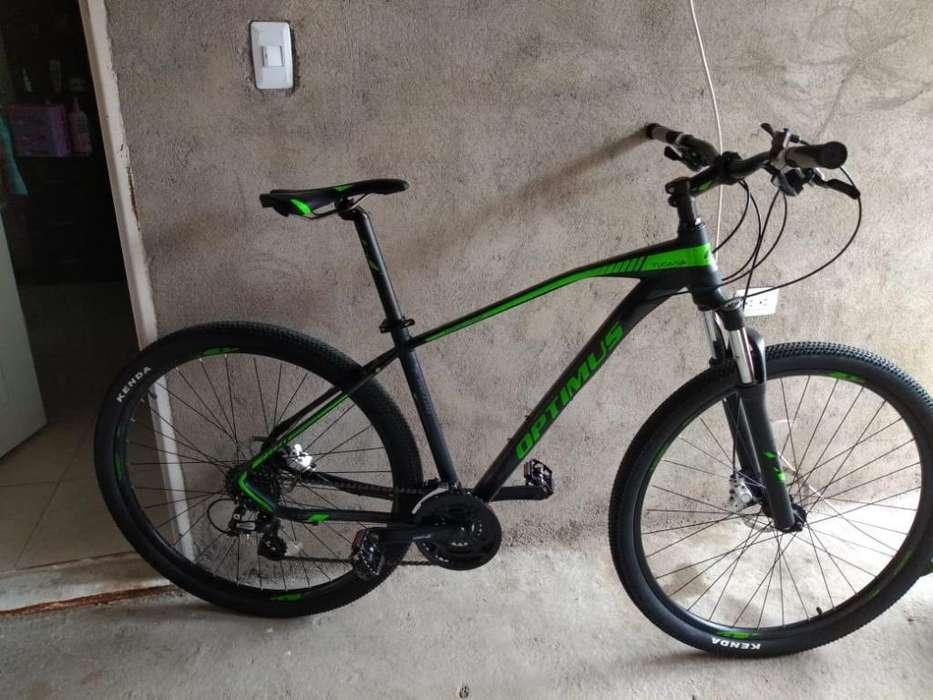 Bicicleta Optimus Tucawa