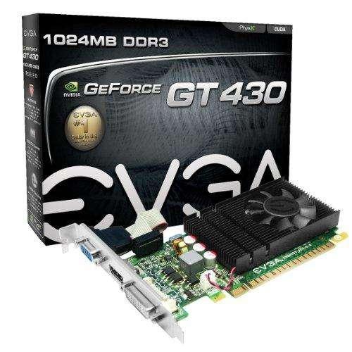 tarjeta de <strong>video</strong> nvidia gt 430 1gb.