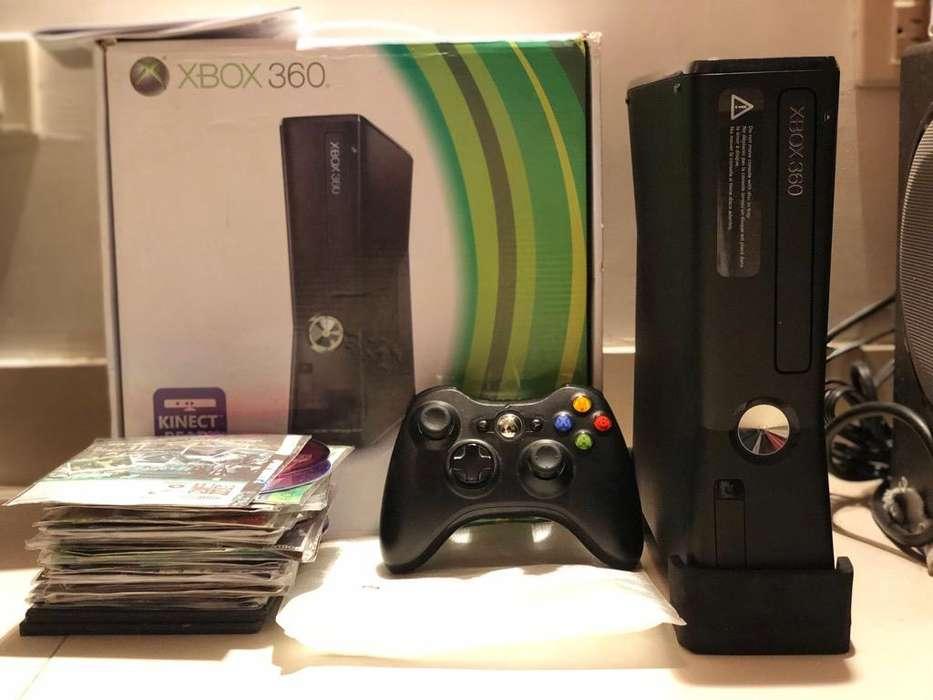 Xbox 360 Slim 3.0 Excelente!