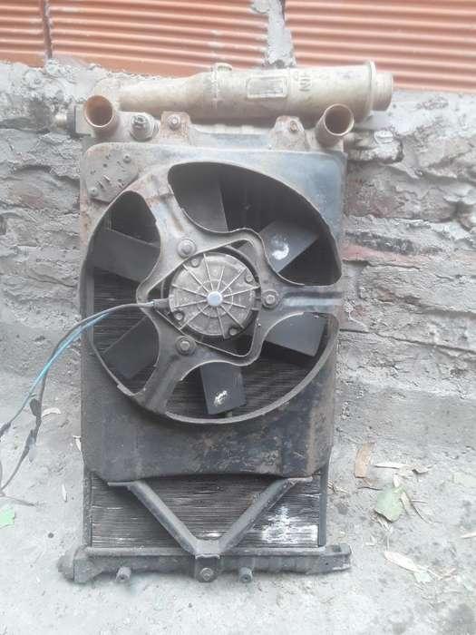 Radiador de Fiat Completo