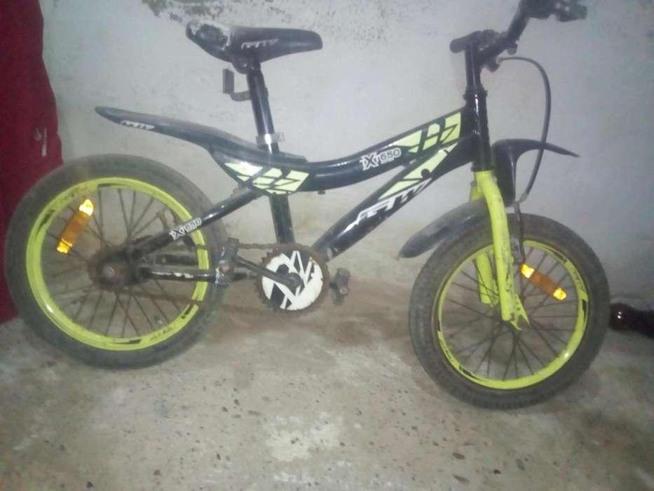 Bicicleta nio