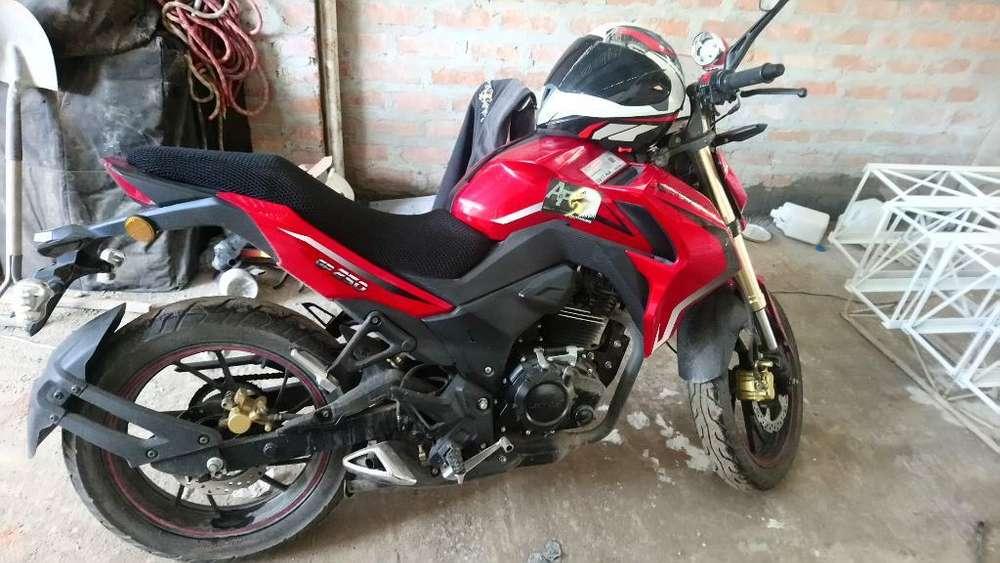 Moto Jeetor 250