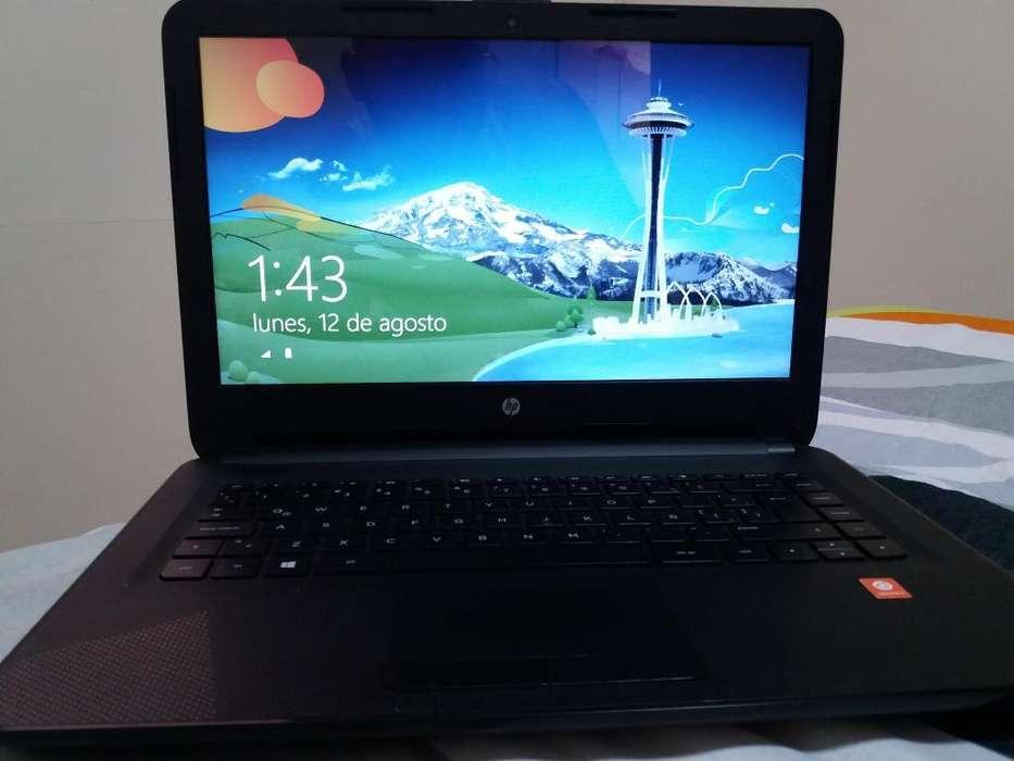 Vendo Computador Portátil Hp