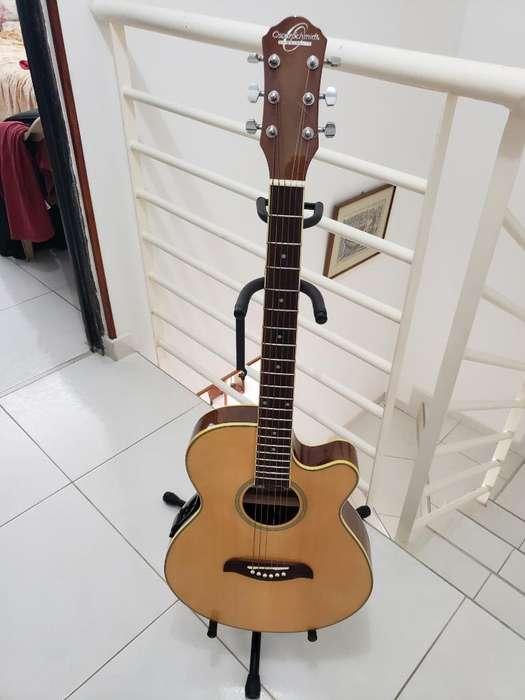 Guitarra Electroacústica Oscar Schmit