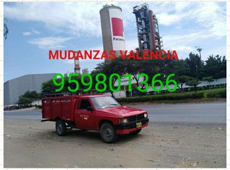Taxi Carga Mudanzas en General