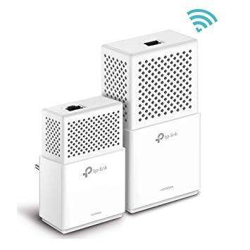 Kit Powerline Tplink Tl-wpa7510 Kit 1000 Mbps Ac