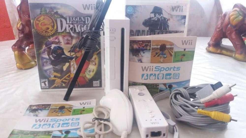 Nintendo Wii con mas de 4000 juegos