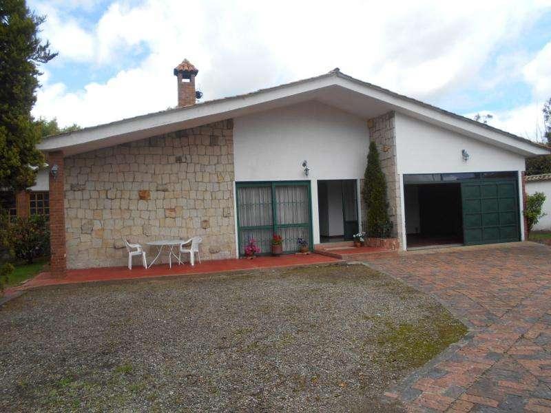 <strong>casa</strong> En Arriendo/venta En Cajica Cra 1A Nº 5-16 Sur La Bendicion Cod. ABIRE6009