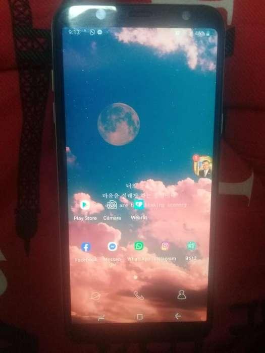 Vendo <strong>barato</strong> Samsung Galaxy A6 Plus