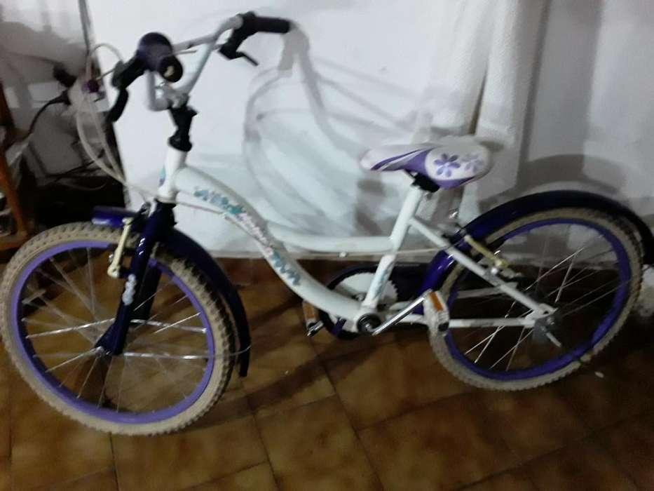 Vendo Bici Raleigh para Niño/a Rodado 20