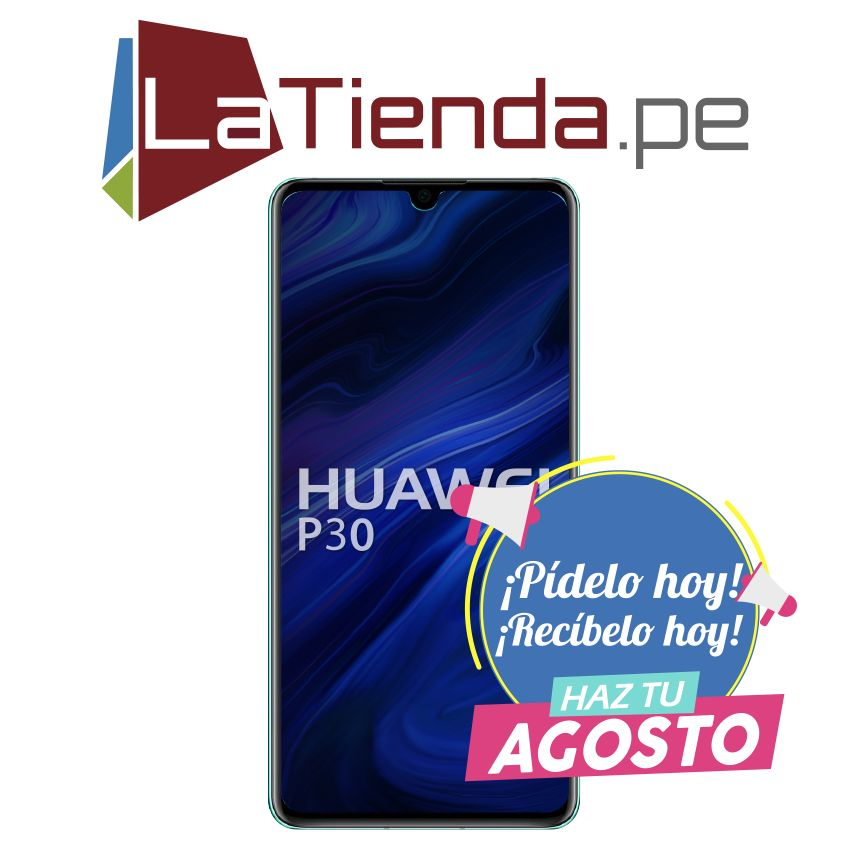 Huawei P30 Cámara frontal 32 MP