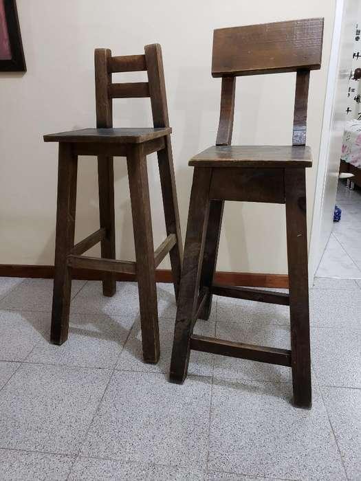 Sillas rusticas: Muebles en venta en Colombia | OLX
