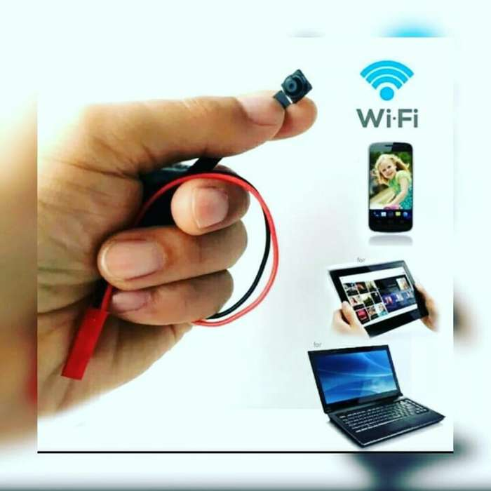Mini Cámara Ip Wifi