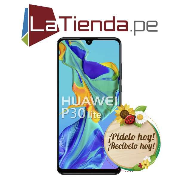 Huawei P30 Lite Mira videos, juega y navega todo el día