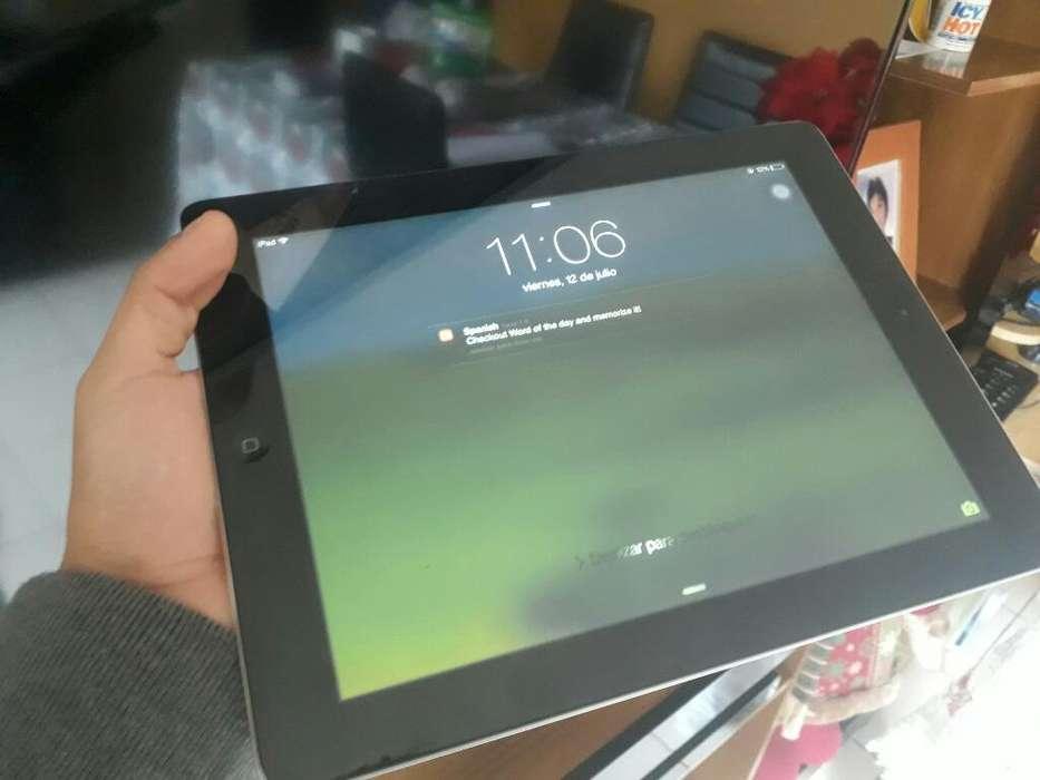 iPad Modelo 1458 16gb