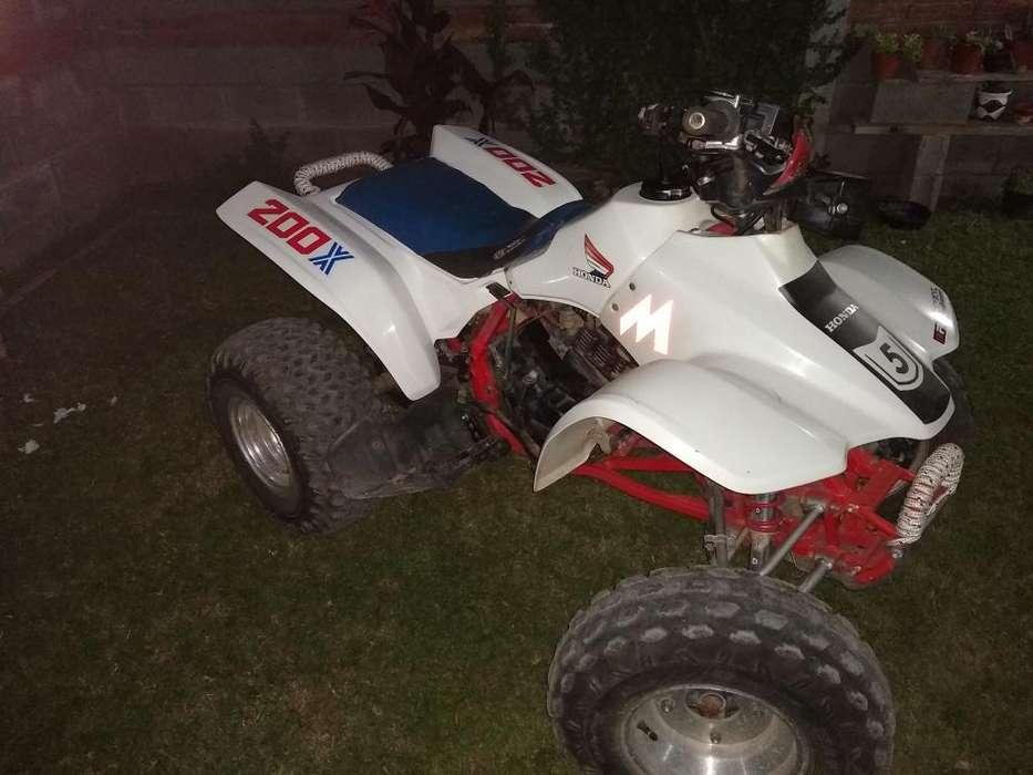 Honda Fourtrax 200x