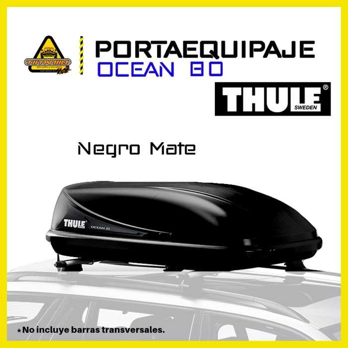 Baul Portaequipaje Thule Ocean 80