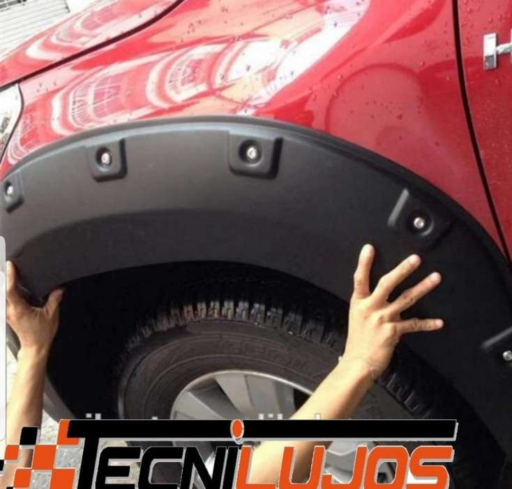 Over Fender Faldones D Max ,toyota, Ford