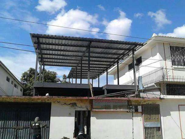 estructuras y cubiertas metalicas para losas 3043346976