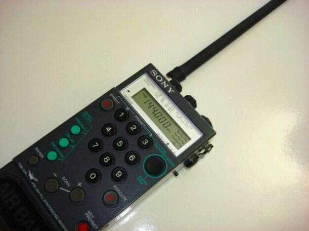 Radio Sony Multibandas Digital Made In J
