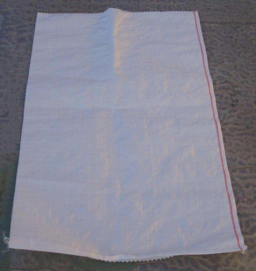 100 bolsas en Rafia de Polipropileno Sin Laminar 47 x 75 cm
