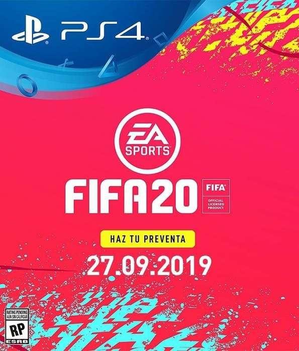Ya Puedes Apartar Fifa 2020