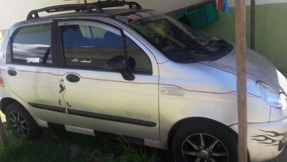 Chevrolet Spark 2006 - 499580 km