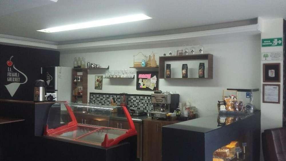 Se Vende Moderno <strong>negocio</strong> de Cafe-bar