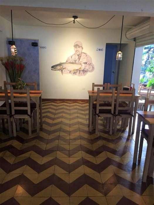 Restaurante Piso 1 Sector Jardines. Código: 728484