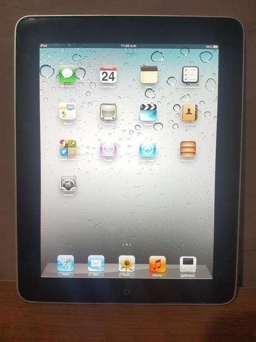Vendo iPad 1 de Wifi 10 Pulgadas
