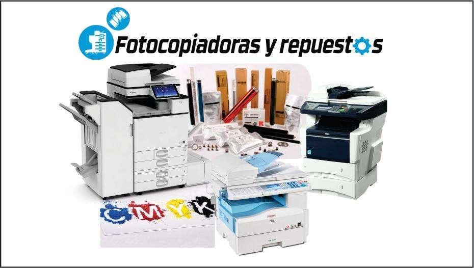 Alquiler, venta y mantenimiento para fotocopiadoras e insumos