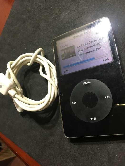 iPod Clasico de 30 Gb