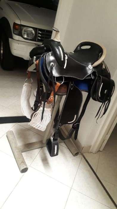 Vendo Chaparral para <strong>caballo</strong>
