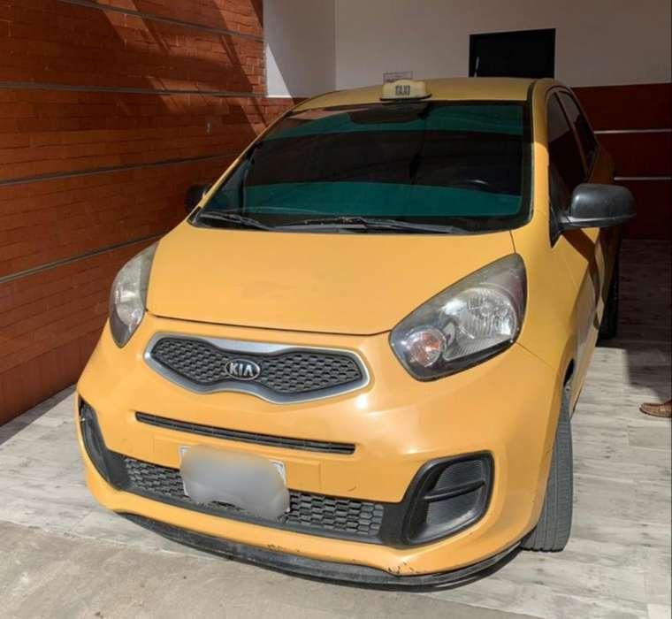 Taxi Picanto 2015