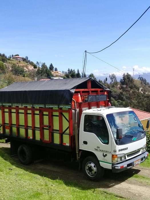 Camion de Mudansas Y Fletes Interprovinc