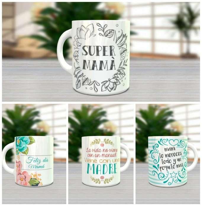 Tazas de Ceramica Personalizables