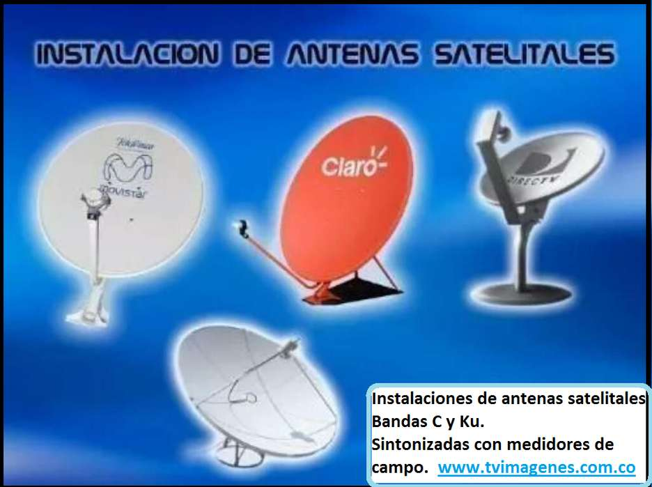 tecnico instalador antenas tv electricista camaras tdt