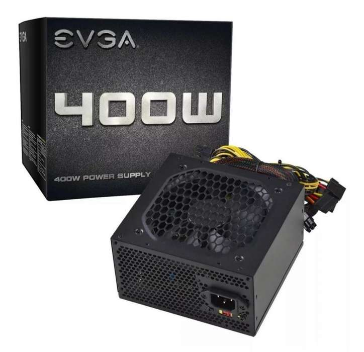Fuente Evga 400 watts