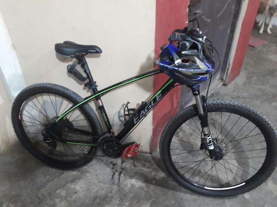 Bicicleta Mtb Marca Eagle Rin 27.5