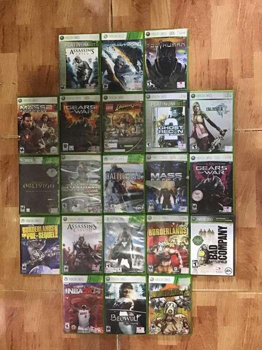 Películas de Xbox 360